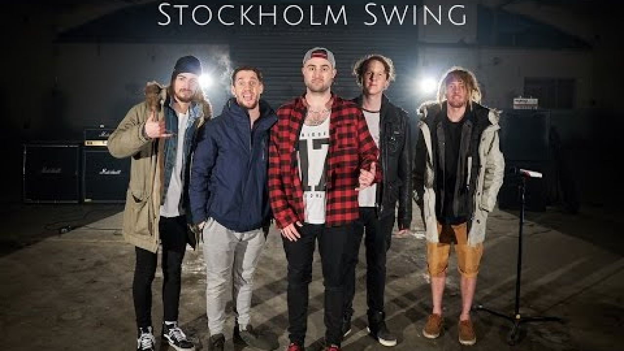 One Man Boycott - Stockholm Swing