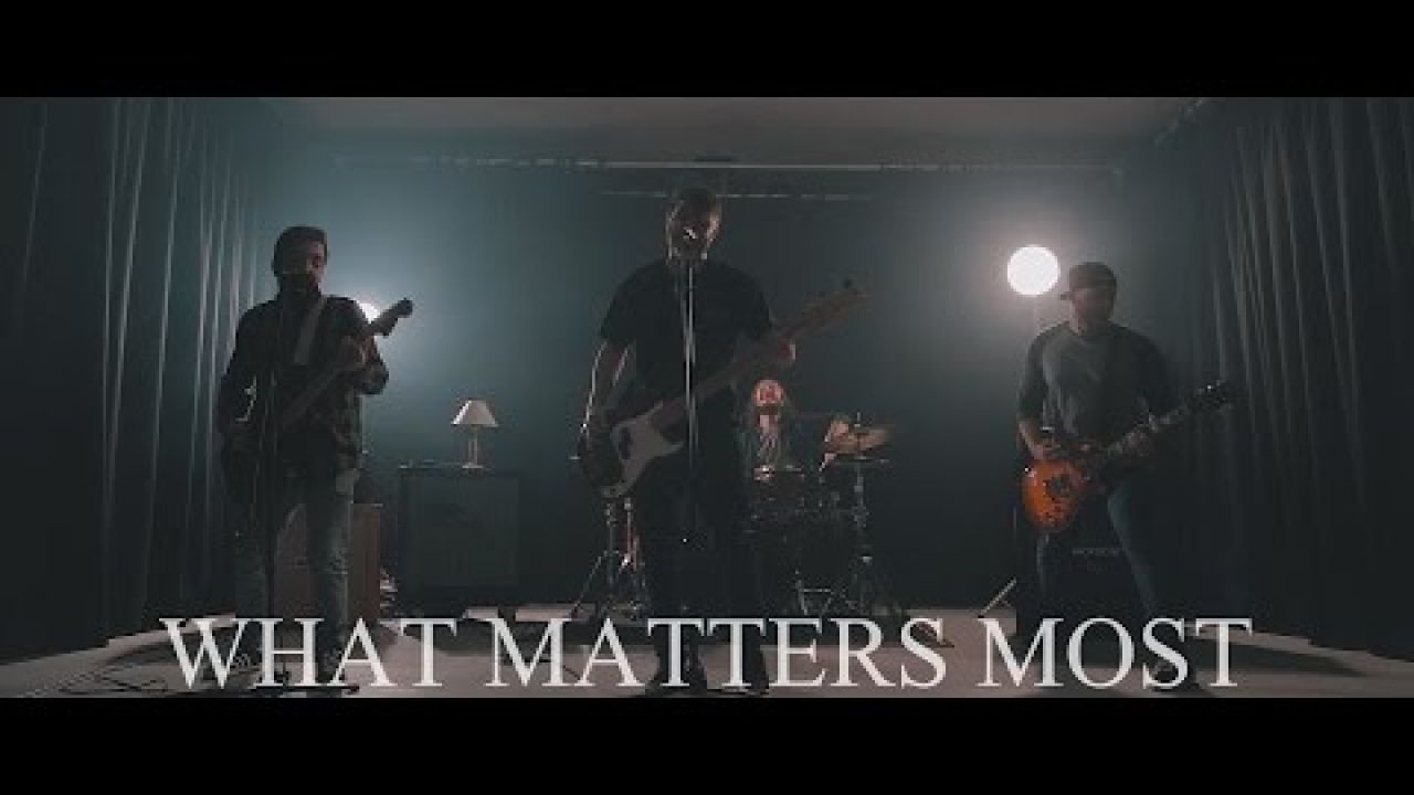 As The Sun Sleeps - What Matters Most (OFFICIAL VIDEO) - YouTube