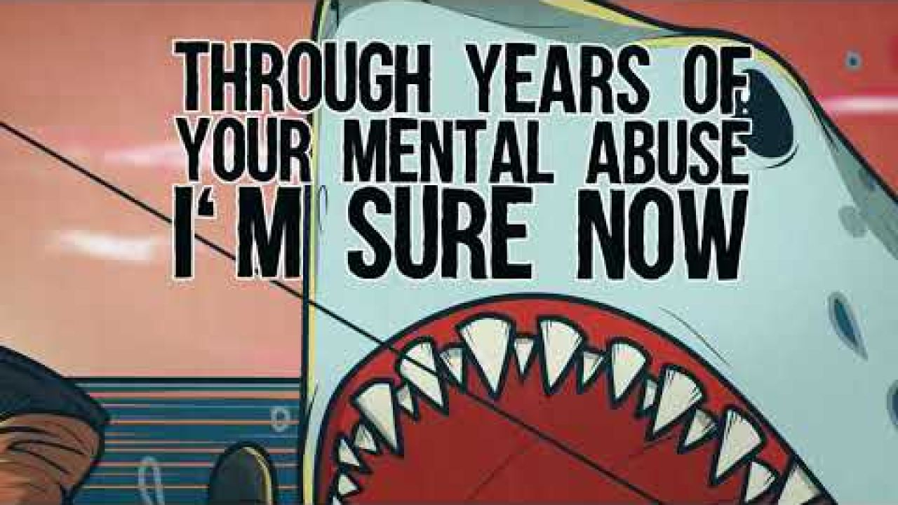 Harbour Sharks - Don't Say Revenge (Official Lyric Video)