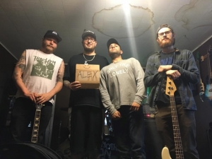 Elder Abuse Have Dropped Their New EP 'Burnt'