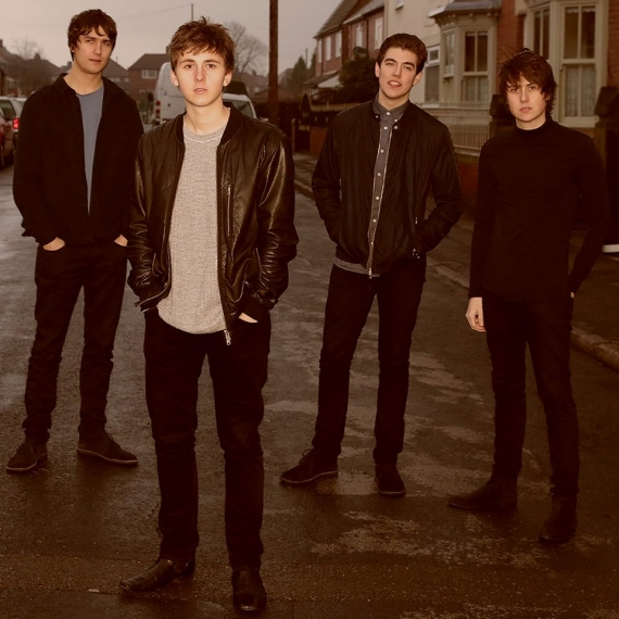 The Sherlocks Have Released Their New Track 'Last Night'