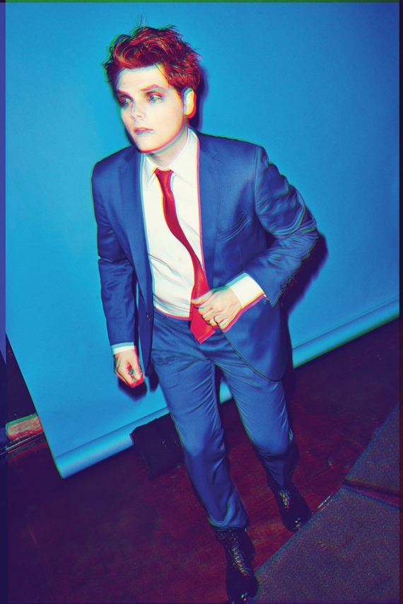 Gerard Way featuring No Devotion - 23rd January - Brixton Academy